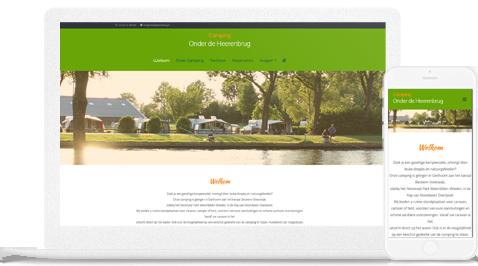 camping onder de heerenbrug giethoorn door erjon webdesign