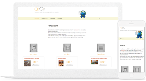 cdok door erjon webdesign