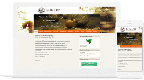 de but 84 steenwijk door erjon webdesign