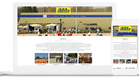 de Hakhorst door erjon webdesign steenwijk