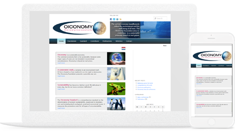 oiconomy door erjon webdesign