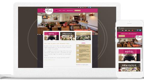 hotel de pergola goethoorn by erjon webdesign