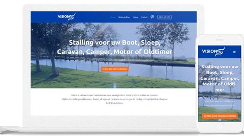 vision stalling giethoorn door erjon webdesign