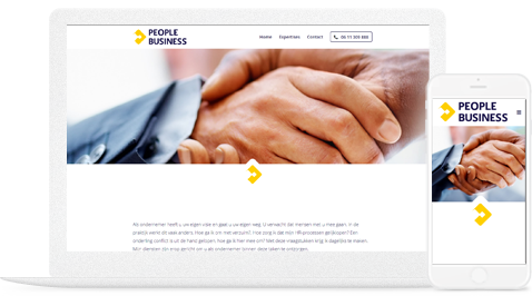 people business door erjon webdesign